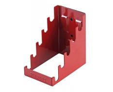 Halterung für Schraubenschlüssel Rot