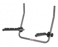 Wandhalterung für Fahrrad einklappbar - Fahrradaufhängung - Fahrrad Wandhalterung verstellbar -  55 x 53 cm.