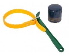 Einstellbarer Ölfilterschlüssel 12 Zoll - Ölfilter-Bandschlüssel verstellbar
