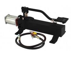 Hydraulisch / Pneumatische Pumpe Schwarz für Bühne 0325 und 0332