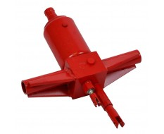Hydraulische Pumpe für Bühne 0309 ROT ab baujahr 2012 ( Geschweisste Rahmen )