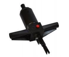 Hydraulische Pumpe für Bühne 0309 SCHWARZ ab Baujahr 2012 ( Geschweisste Rahmen )