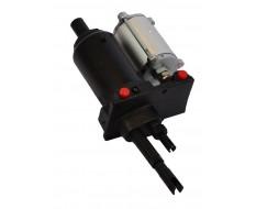 Hydraulisch/pneumatische Pumpe für Bühne 0310 SCHWARZ ab Baujahr 2012 ( geschweisste Rahmen )