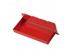 Werkzeug Ablage (Rot) mit Magnet 27 x 11,5 x 3 cm - Ablagekasten magnetisch