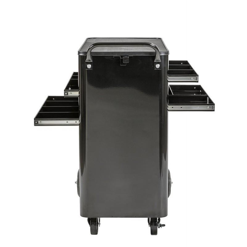werkstattwagen 4 schubladen online kaufen powerplustools. Black Bedroom Furniture Sets. Home Design Ideas