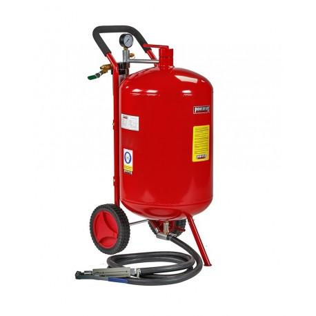 Strahlkessel 75,5 Liter