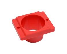 ISO 50 - CNC Werkzeughalter aus Kunststoff BT50 - rechteckig kurz