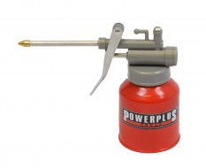 Ölspritzkanne Metall 250 ml - Ölkanne - Ölpumpkanne Metall