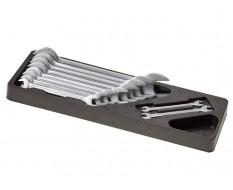 Gabelschlüssel Set 10-teilig in Werkzeugeinlage