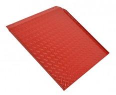 Auffahrrampe Rot für Motorradhebebühne 0309 - 0309 C - 0310