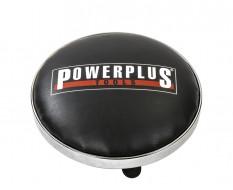 Sitz mit Powerplustools Logo für Barhocker 0680 und Werkstatthocker 0679