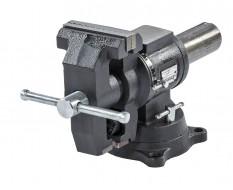 Mehrzweck-Schraubstock 100 mm drehbar - Drehteller - mit Amboss