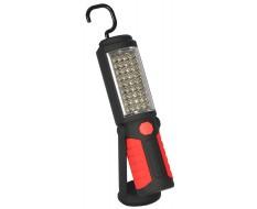 LED Lampe - Taschenlampe - Inspektionslampe mit Magnetfuß und Aufhängehaken