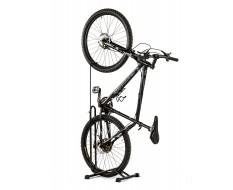 Fahrradständer 3 in 1 - Fahrradaufbewahrung für Rennrad und Mountainbike
