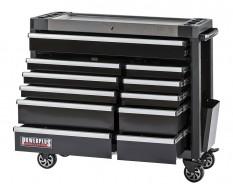 Werkstattwagen schwarz 11 Schubladen 110 x 48 x 101 cm