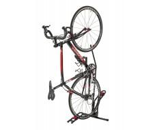 Fahrradständer 2 in 1 - Fahrradaufbewahrung für Rennrad und Mountainbike