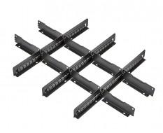 Schubladentrenner für 75 mm. Schublade des Werkzeugschrankes PP-T 1785
