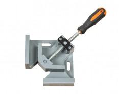Winkelschraubstock 70 mm Aluminium - Winklespanner - 90 Grad Winkelzwinge