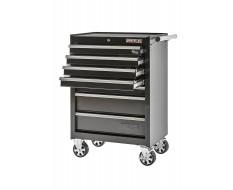 Aktionspreis - Werkstattwagen 7 Schubladen mit Werkzeug - 4 Schubladen gefüllt - bestückt mit Werkzeug