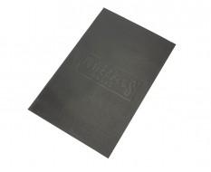 Weiche dünne Schaumstoffmatte mit Logo 459 x 597 x 2,5 mm für Schublade