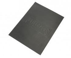 Weiche dünne Schaumstoffmatte mit Logo 379 x 597 x 2,5 mm für Schublade