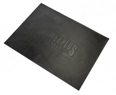 Weiche dünne Schaumstoffmatte mit Logo 827 x 597 x 2,5 mm für Schublade