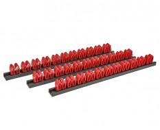 Schraubendreher Halter Set 3 Stück - Werkzeug Wandhalter