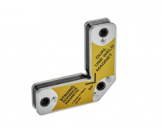 Schweißmagnet - Winkelmagnet zum Schweißen - 45 und 90 Grad