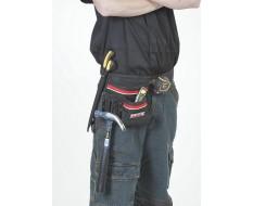 Werkzeuggürtel aus Nylon mit Hammerhalter