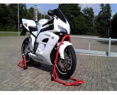 Motorrad Montageständer Lenkkopf