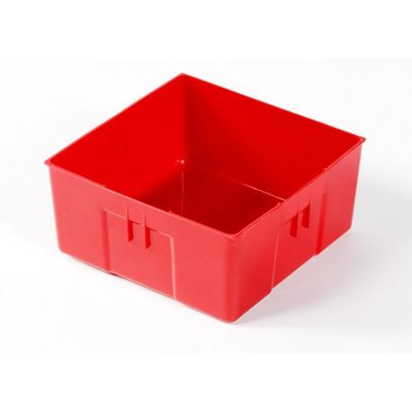 Sortierkasten Kunststoff 150 x 150 x 70 mm