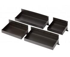 Werkzeug Ablage (Schwarz) mit Magnete