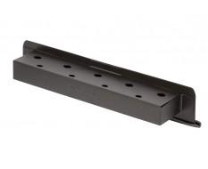 Werkzeughalter mit Magnete für Schraubendreher (Schwarz)