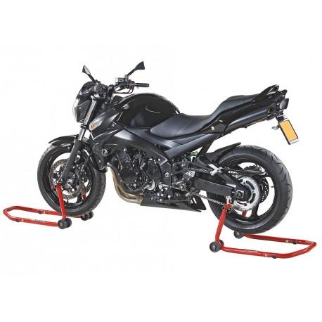 Motorradmontageständer Set 2 Stk. vorne + hinten