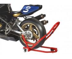 Montageständer Motorrad hinten