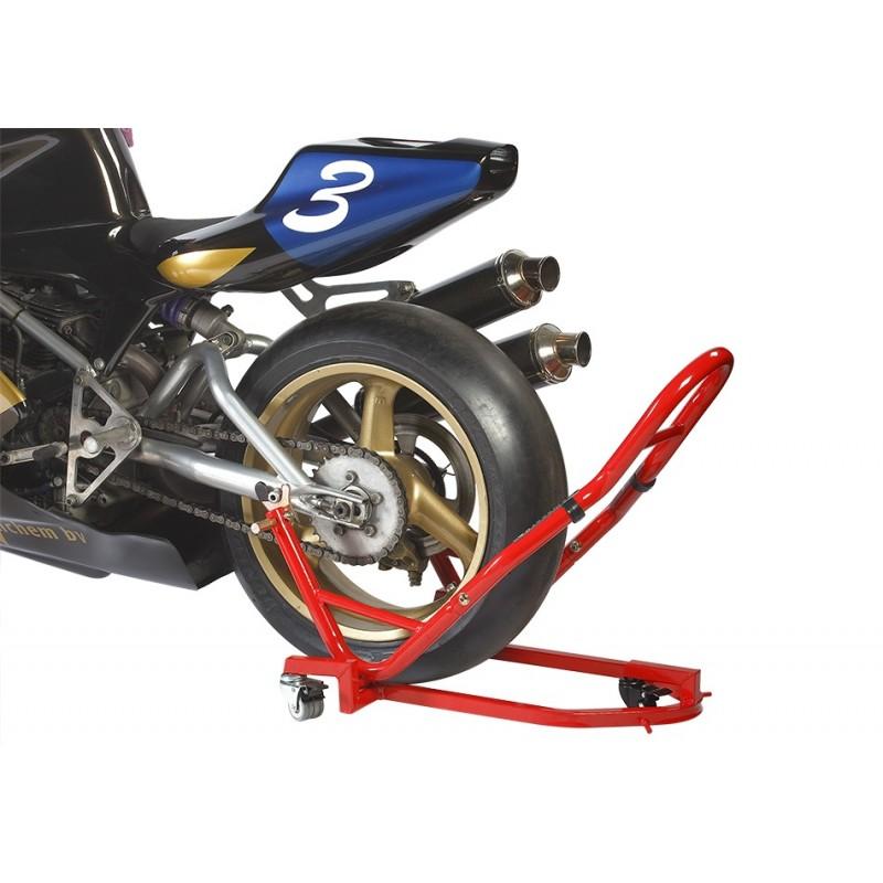 montagest nder motorrad hinten rangierhilfe. Black Bedroom Furniture Sets. Home Design Ideas