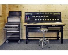 Werkstatt Set - WP 4 Schwarz