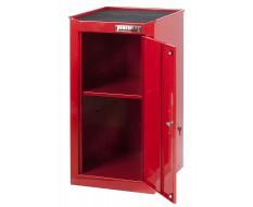 Hängeschrank Werkstatt - Rot