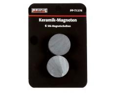 Keramik Magneten 6 Stück