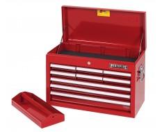 Werkzeugkiste 9 Schubladen Rot