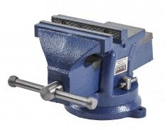 Schraubstock drehbar 125 mm. Drehteller