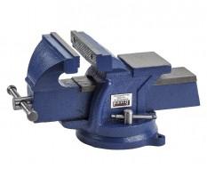 Schraubstock 150 mm. drehbar