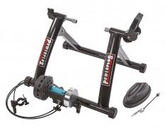Fahrrad Rollentrainer mit 7-Gang Handschaltung und Magnetbremse