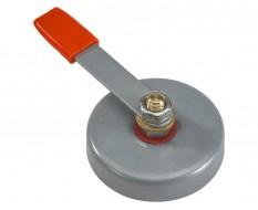 Magnetische Masseklemme 500 A fürs Schweißen drehbar