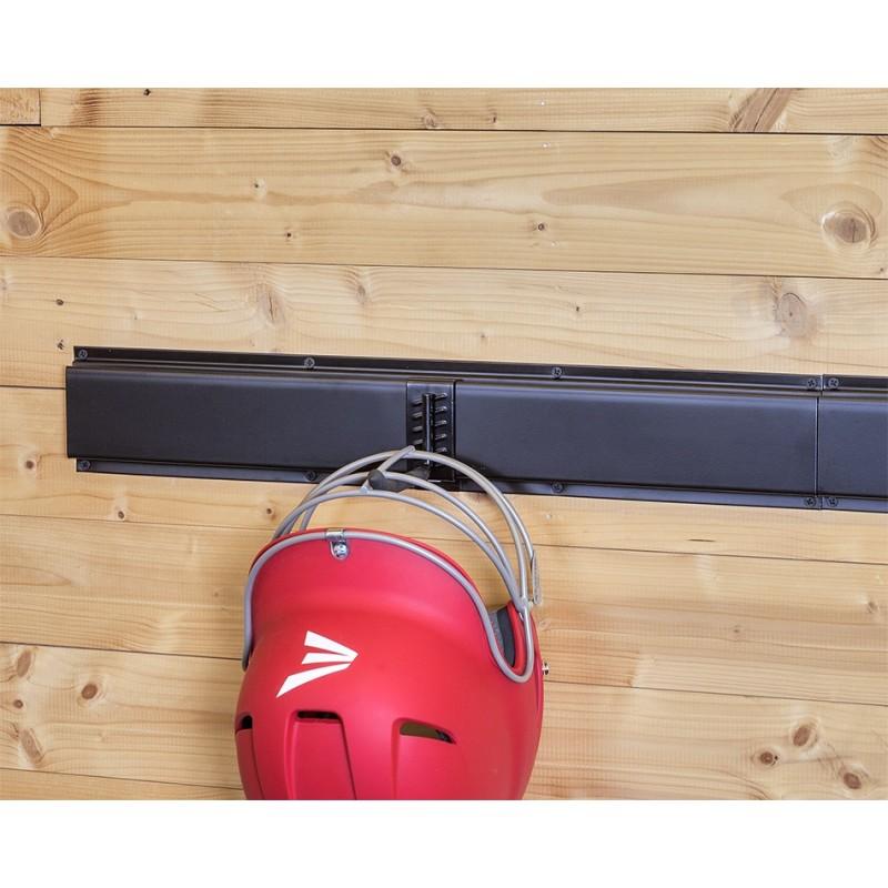 Einzel wandhaken ger tehalter 11 5 cm gartenger te aufhangung aufbewahrung - Aufbewahrung gartengerate ...