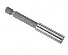 """Bithalter magnetisch 75 mm lang - 1/4"""" Innen -"""