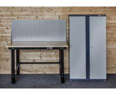 Werkstatt Set WP 13 - Werkbank Set - Werkstattschrank - Werkstatteinrichtung