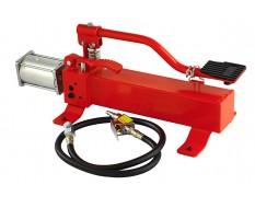Hydraulisch / Pneumatische Pumpe für Bühne 0325 und 0332