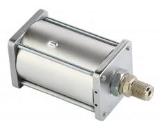 Pneumatische einheit für hydraulische Pumpe