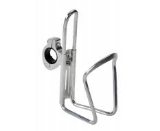 Aluminium Fahrrad Flaschenhalter mit Lenkerklemme für Rennräder - Mountainbike - MTB - Trinkflaschenhalter Alu mit Lenkerklemme